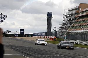DTM Rennbericht DTM 2017 am Nürburgring: Doppelsieg für Mercedes am Sonntag