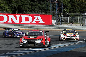 TCR Race report Craft-Bamboo Racing endure tough weekend in Thailand to score points