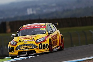 BTCC Breaking news GT racer Butcher gets Motorbase Ford BTCC call-up