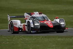 WEC Reporte de calificación Doblete en clasificación para Toyota en las 6h de Silverstone