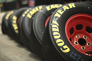 NASCAR Cup Breaking news Goodyear bringing new left-side tires to Texas to create more wear