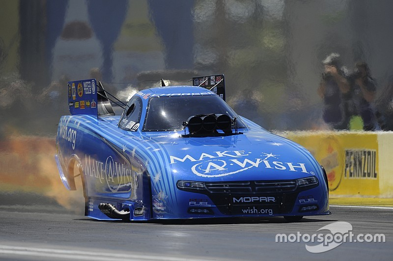 Doug Chandler To Continue Late Wife S Sponsorship Of Two Funny Cars