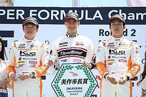 全日本F3 レースレポート 【全日本F3】第9戦岡山:パロウが逃げ切り今季3勝目。高星4位