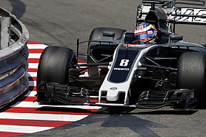 Grosjean: Tyre temperature management now too much