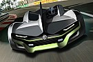 Automotive 2023 VW sports car rendering looks ready for the track