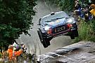 WRC WRC Polen: Neuville neemt kleine voorsprong op Tanak