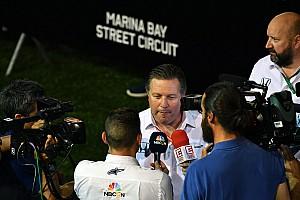 Formula 1 Son dakika Brown: Motor için Mercedes'le görüştük, Ferrari ile hiç konuşmadık