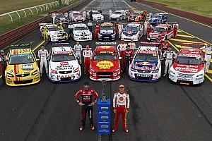 Supercars En iyiler listesi Galeri: Retro Supercars gridi