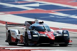 WEC Practice report Austin WEC: Toyota hits back to lead third practice