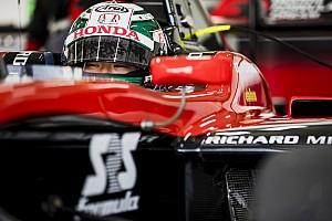 GP3 Reporte de prácticas GP3: Fukuzumi lidera y Siebert es tercero en los entrenamientos