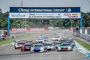 GT Asia Race report Blancpain Buriram: Spirit of Race dan GruppeM raih kemenangan