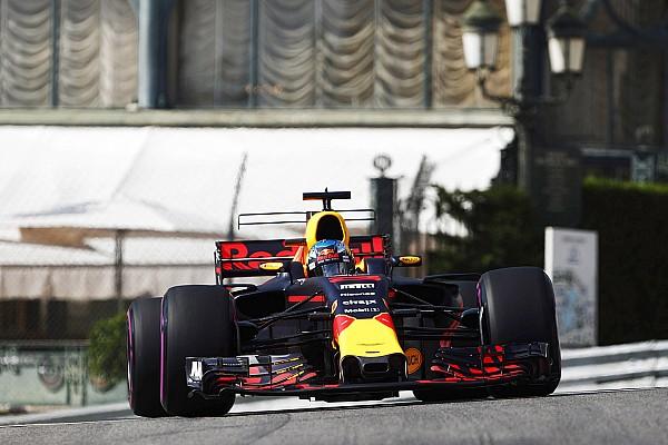 Formule 1 Nieuws Red Bull toont eigen versie T-vleugel in Monaco