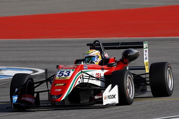 F3 Hockenheim: Günther houdt Ilott van pole in derde race af