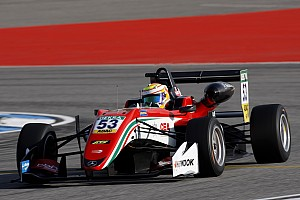 F3 Europe Qualifying report Hockenheim F3: Prema duo Ilott and Gunther share poles