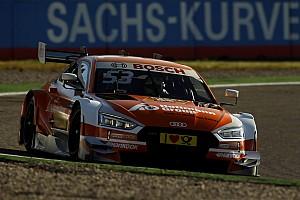 DTM Jelentés a versenyről DTM: Green nyerte az első futamot a Hockenheimringen, csak audis lehet a bajnok holnap!