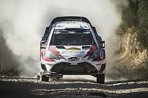 WRC News WRC 2018: Diese technischen Änderungen plant Toyota