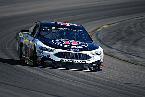 NASCAR Cup Interview Manufacturer change anything but seamless for Harvick and SHR