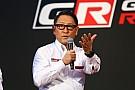 【WRC】トヨタ豊田社長、2戦目の勝利に「私の想像を超えていた」