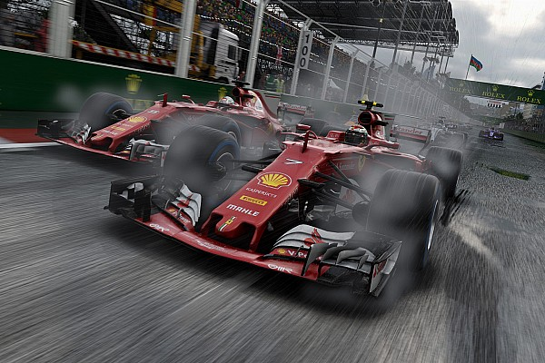 FORMULA 1 LİGİ Son dakika 2017 F1® Esport Serisi başlıyor!