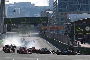 F1 Noticias de última hora Azerbaiyán espera un mejor contrato con la F1