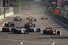 Jumlah aksi salip F1 2017 terendah sejak debut DRS