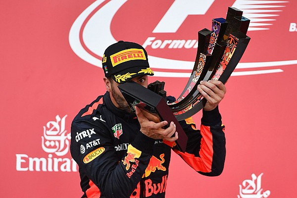 Fórmula 1 Últimas notícias Prova com todos os temperos; as imagens do domingo em Baku