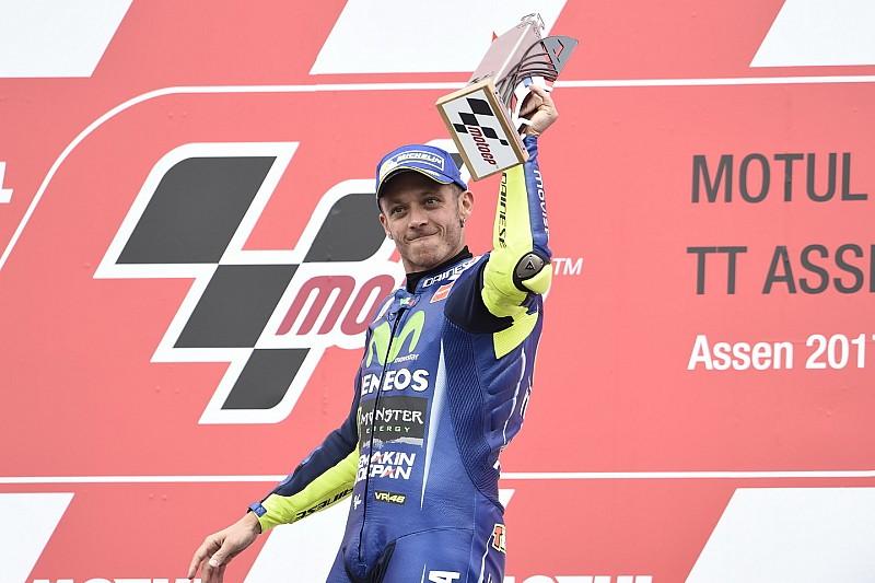Se cumple un año de la última victoria de Rossi (y de Yamaha)