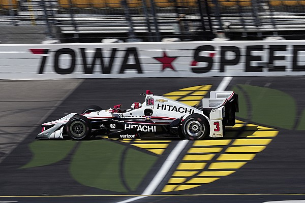 IndyCar IndyCar Iowa: Helio Castroneves siegt erstmals seit 2014