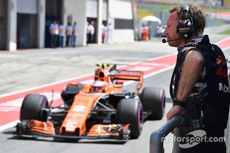 Red Bull, yaz arasından sonra Ferrari'yi geçmeyi hedefliyor