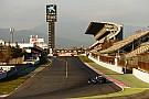 Формула 1 Графік роботи гонщиків Ф1 на тестах у Барселоні