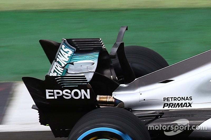 В Mercedes решат судьбу T-крыла по итогам тестов
