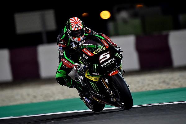 "MotoGP 速報ニュース 【MotoGP】トップ走行中に転倒も""新人""ザルコの走りをライバル賞賛"
