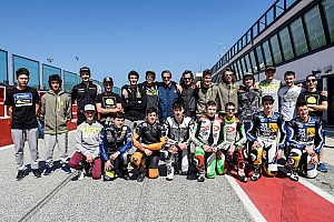 CIV Moto3 Ultime notizie Giovani FMI e VR46 Riders Academy insieme al Misano World Circuit