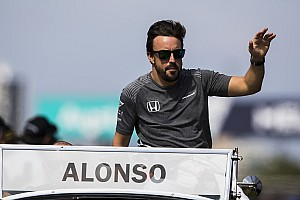 Alonso might not see out season with McLaren - Webber