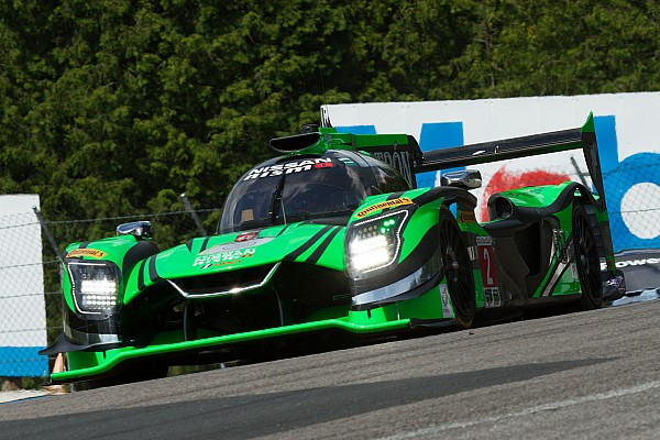 IMSA Dalziel stays with ESM for 2018 IMSA campaign