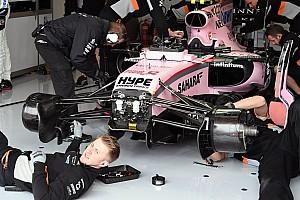 Fórmula 1 Galería GALERÍA TÉCNICA: fotos espía de los equipos F1en los pits de Silverstone