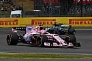 Formel 1 2017 in Silverstone: Ergebnis, 3. Training