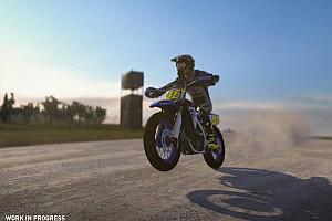 Jeux Video Actualités Le jeu officiel de Valentino Rossi sort dans deux jours!