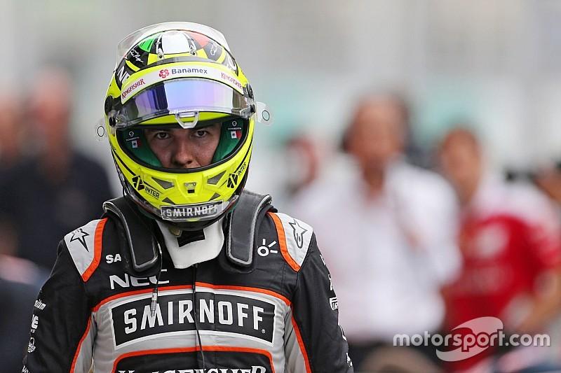 """Перес рассказал о """"большом прогрессе"""" в переговорах с Force India"""