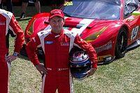 Andrea Montermini debutta in gara in Australia sulla Ferrari 488 GT3