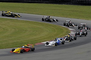 Formula 4 Breaking news SCCA and Honda satisfied with US F4's first weekend