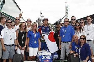 IndyCar Portré Szato és Indianapolis, avagy a japán karrierjének két legnagyobb sikere