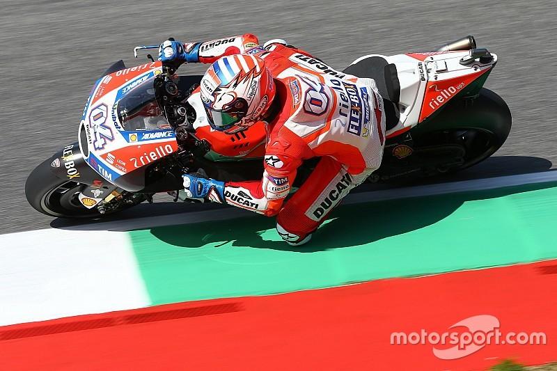Dovizioso : La vitesse de pointe de la Ducati ? Un atout à exploiter