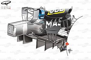 Formel-1-Technik: Entwicklung des Williams FW40 in der Saison 2017