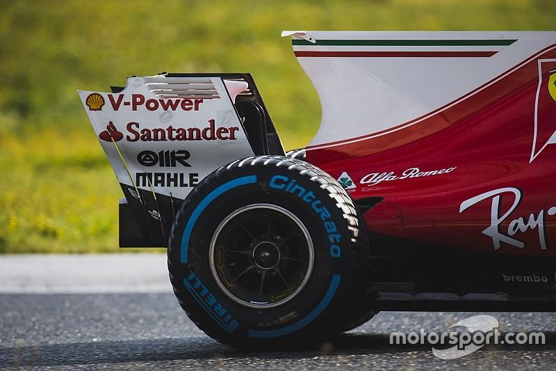 Análisis: ¿Por qué han vuelto las aletas de tiburón a la F1?