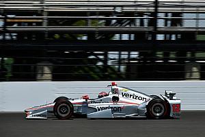 IndyCar Отчет о тренировке Пауэр возглавил вторую тренировку Indy 500, Алешин 7-й, Алонсо 24-й