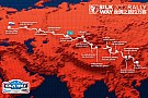 Cross-Country Rally Route for 2017 Silk Way Rally Announced
