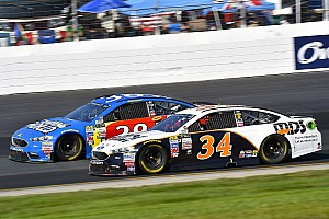 NASCAR Cup Breaking news Front Row adds McDowell to 2018 roster, bolsters Ford partnership