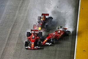 F1 Noticias de última hora Ferrari y Verstappen serán investigados por el accidente en el arranque
