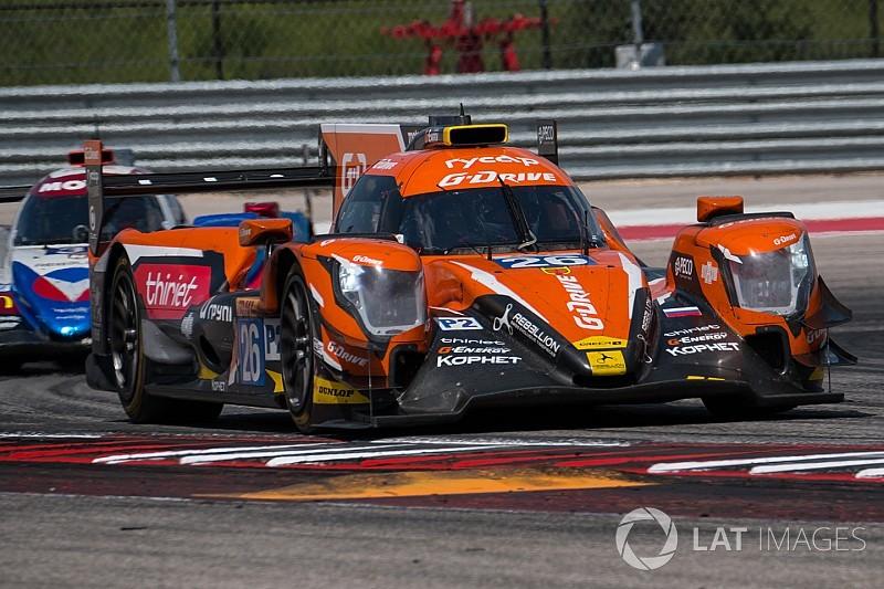 LMP2 stalwart G-Drive won't contest WEC full-time